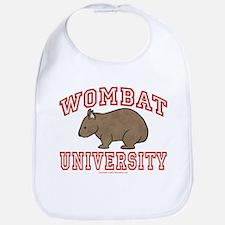 Wombat University III Bib