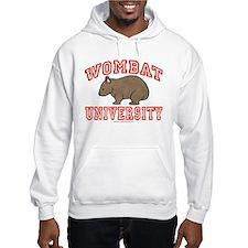 Wombat University III Hoodie