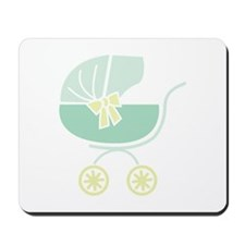 Baby Buggy Mousepad