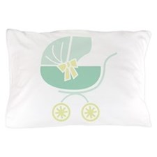 Baby Buggy Pillow Case