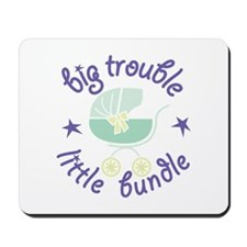 Little Bundle Mousepad