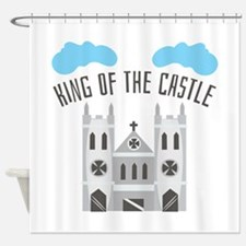 King Of Castle Shower Curtain