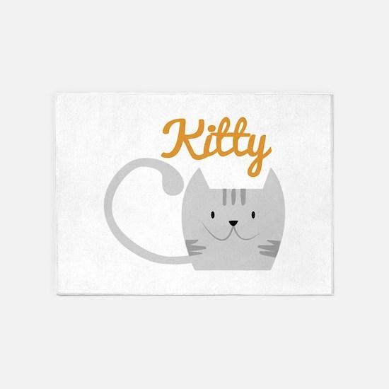 Kitty 5'x7'Area Rug