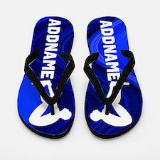 Love To Swim Flip Flops