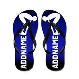 Swimming personalized Flip Flops