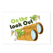 Look Out Postcards (Package of 8)