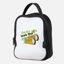 Look Out Neoprene Lunch Bag