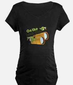 Look Out Maternity T-Shirt