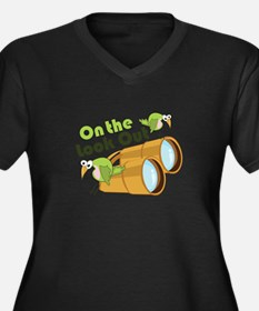 Look Out Plus Size T-Shirt