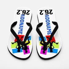 Love Running Flip Flops