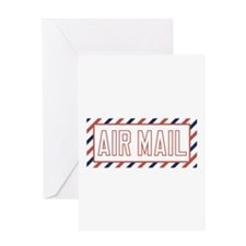 Air Mail Greeting Cards