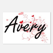 Avery Artistic Design wit Postcards (Package of 8)