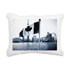 Canada Rectangular Canvas Pillow