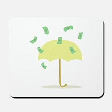 Raining Money Mousepad
