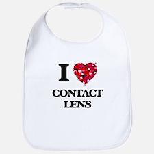 I love Contact Lens Bib