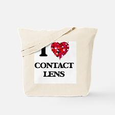 I love Contact Lens Tote Bag