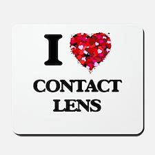 I love Contact Lens Mousepad