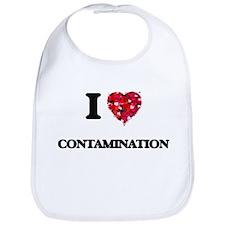 I love Contamination Bib