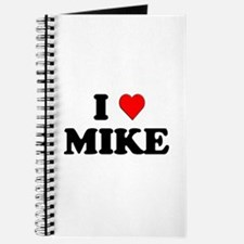 I Love Mike Journal