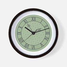 Roman Numeral Clock Wall Clock