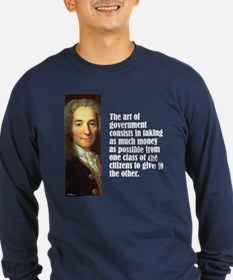 """Voltaire """"Government"""" T"""