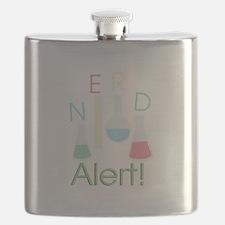 Nerd Alert Flask