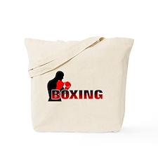 Cool Boxing Tote Bag