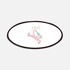 Champagne Bubbly Patch