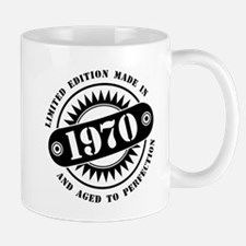 LIMITED EDITION MADE IN 1970 Mugs