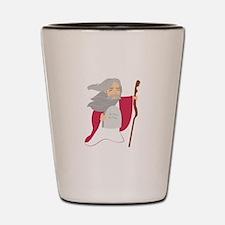 Moses Shot Glass