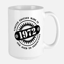 LIMITED EDITION MADE IN 1972 Mugs