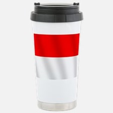 Flag of Indonesia Travel Mug