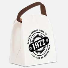 LIMITED EDITION MADE IN 1972 Canvas Lunch Bag