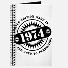 LIMITED EDITION MADE IN 1974 Journal