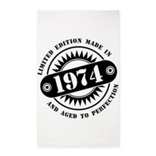 LIMITED EDITION MADE IN 1974 Area Rug