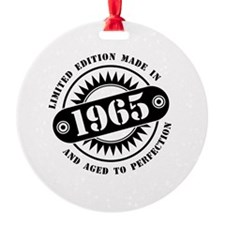 LIMITED EDITION MADE IN 1965 Ornament