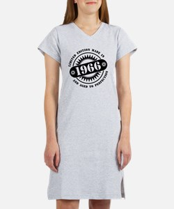 LIMITED EDITION MADE IN 1966 Women's Nightshirt