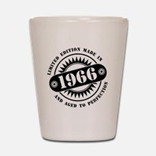 LIMITED EDITION MADE IN 1966 Shot Glass