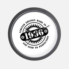 LIMITED EDITION MADE IN 1966 Wall Clock