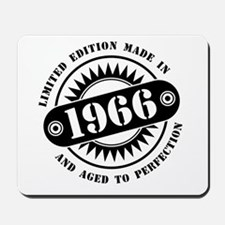 LIMITED EDITION MADE IN 1966 Mousepad
