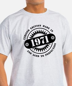 LIMITED EDITION MADE IN 1971 T-Shirt
