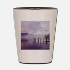 Lake Windermere Shot Glass