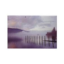 Lake Windermere Rectangle Magnet