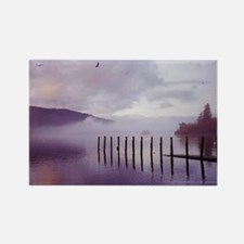 Lake Windermere Rectangle Magnet