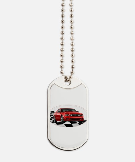 2014RRMustangGT Dog Tags