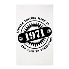 LIMITED EDITION MADE IN 1971 Area Rug