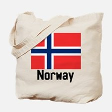 Norway DS Tote Bag