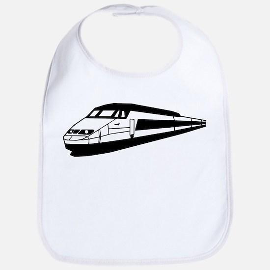 train tgv locomotive Bib