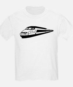 train tgv locomotive T-Shirt