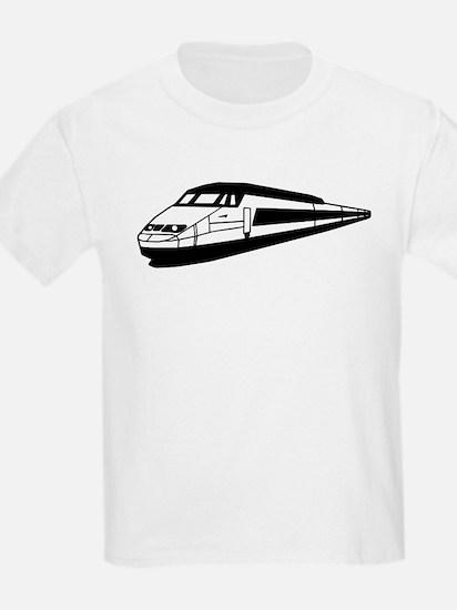 train tgv locomotive T-Shirt